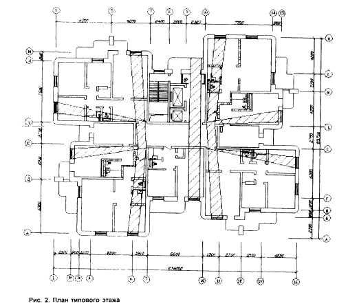 в конструктивной схеме